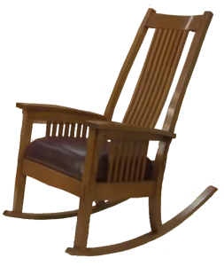 Craftsman Rocking Chair image7