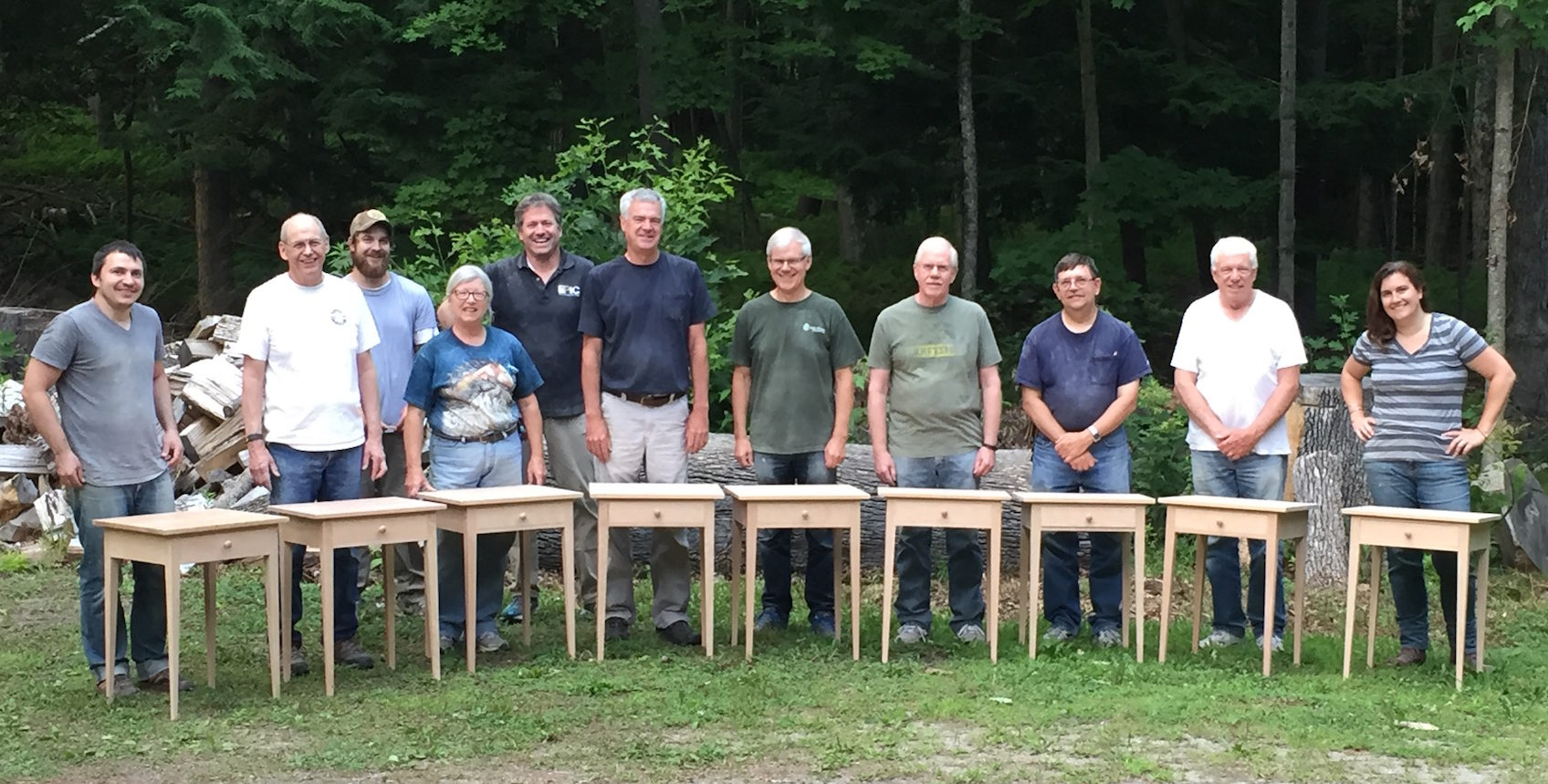 timeline | epic woodworking